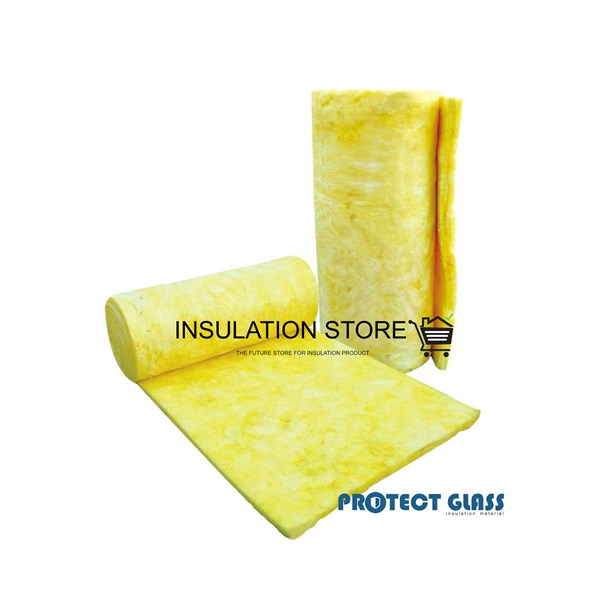 protect glass, glasswool insulation (pg2425)