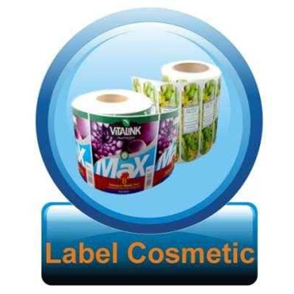 label cosmetic