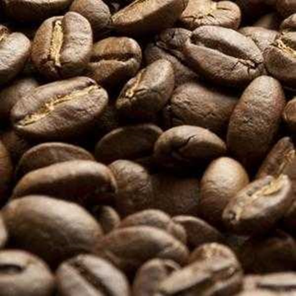 roasted beans coffee arabica wine gayo
