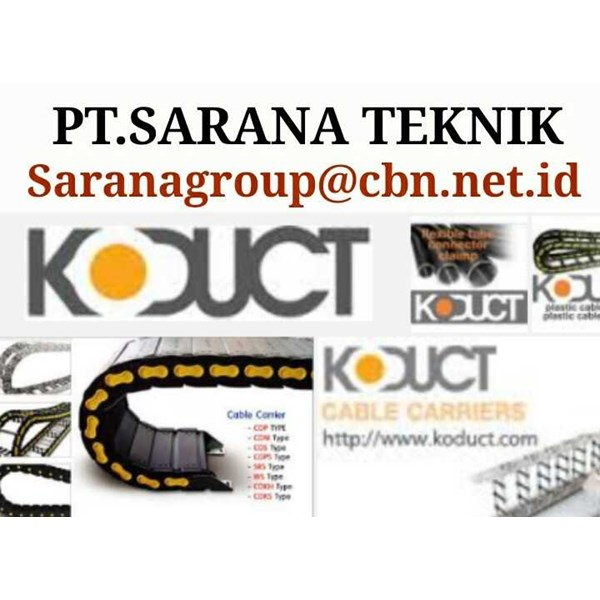 cable chain koduct cable carrier chain - pt sarana teknik-1