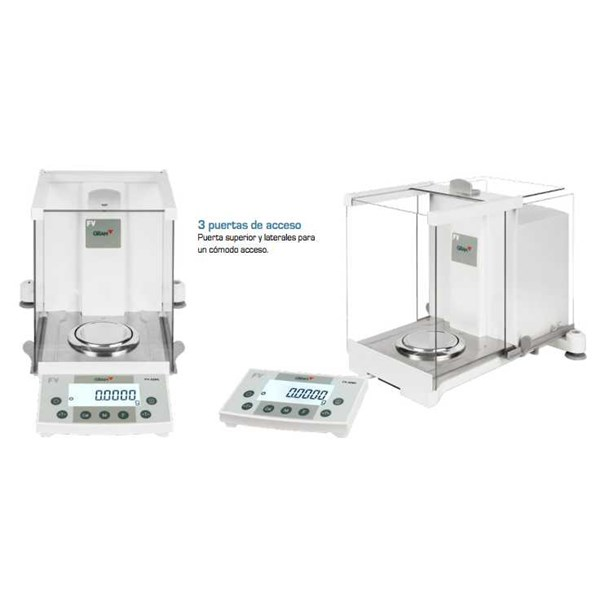 analytical balance - lv series dari gram precission-2