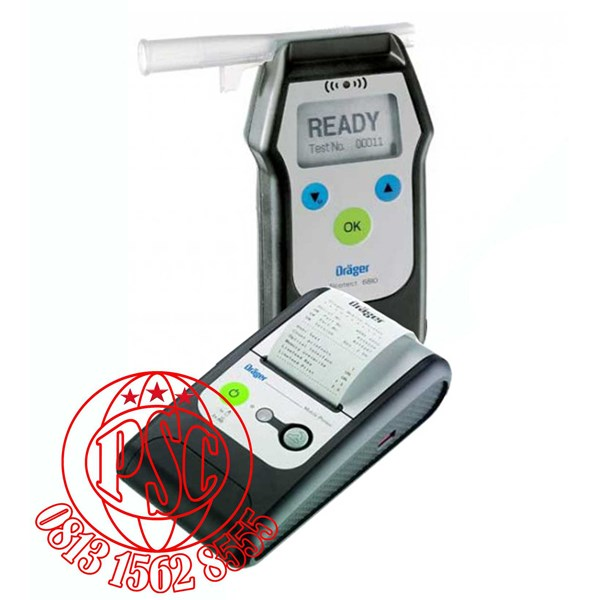 drager alcotest 6810 breathalyzers-1