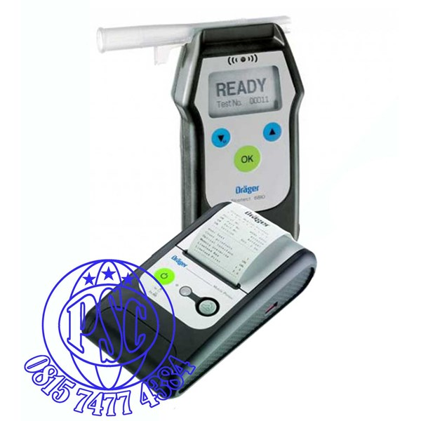 drager alcotest 6810 breathalyzers