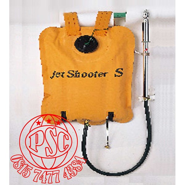 pompa air ashimori jet shooter s backpack fire fighting