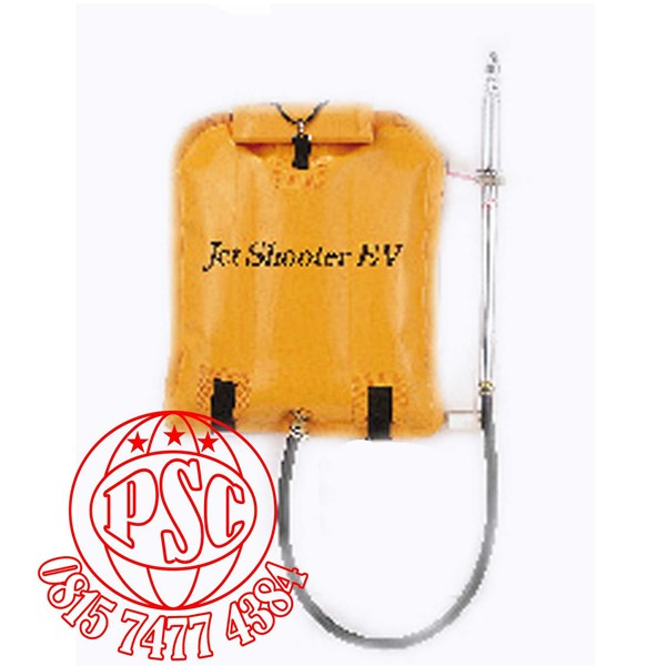 pompa air ashimori jet shooter ev backpack fire fighting