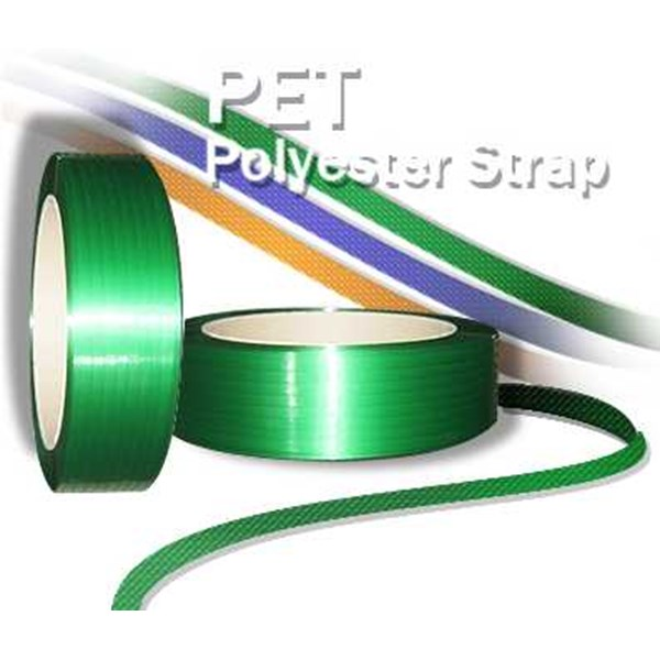 straping band pte warna hijau