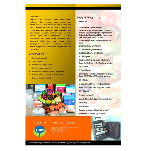 food security kit paket 8-1