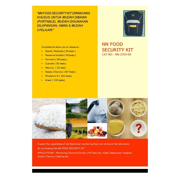 food security kit paket 8
