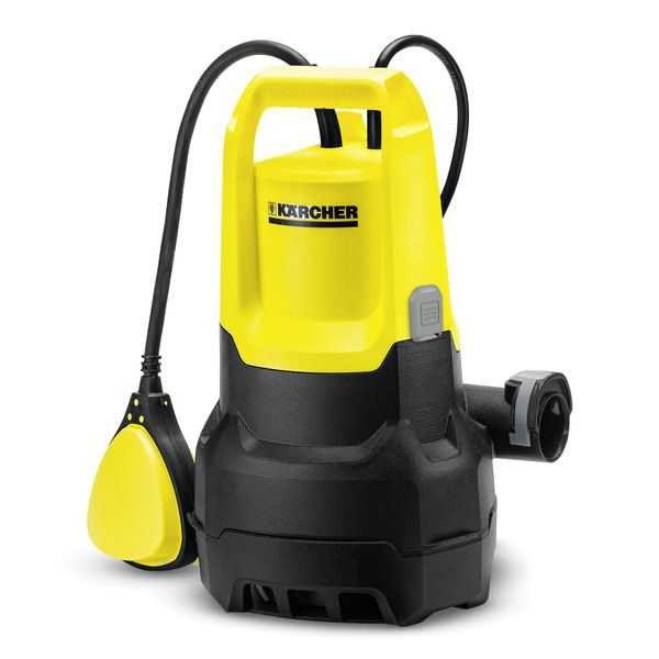 karcher drainaige pump submersible pump pompa celup sp3 dirt sp 7000