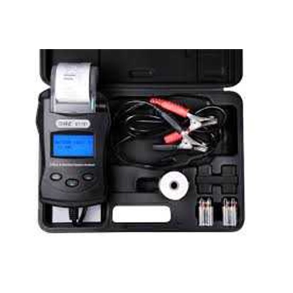bt-747 dhc battery & electrical system analyzer with printer
