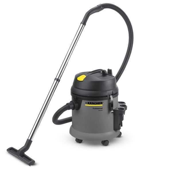 wet & dry vaccum cleaner kacher nt271