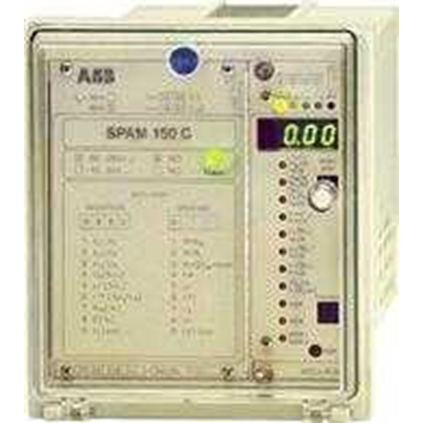 Jual abb motor protection relay spaj140c spaj 140c for Abb motor protection relay catalogue