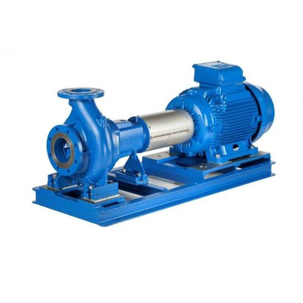 lowara e-nsc cast iron end suction pumps