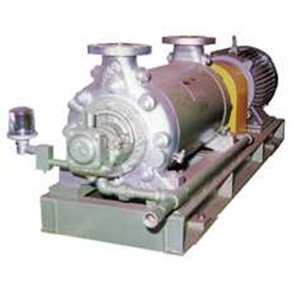 torishima mmk/mml horizontal multistage ring section pump