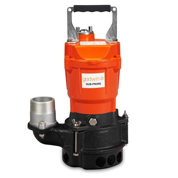 flygt godwin gst051 submersible pump