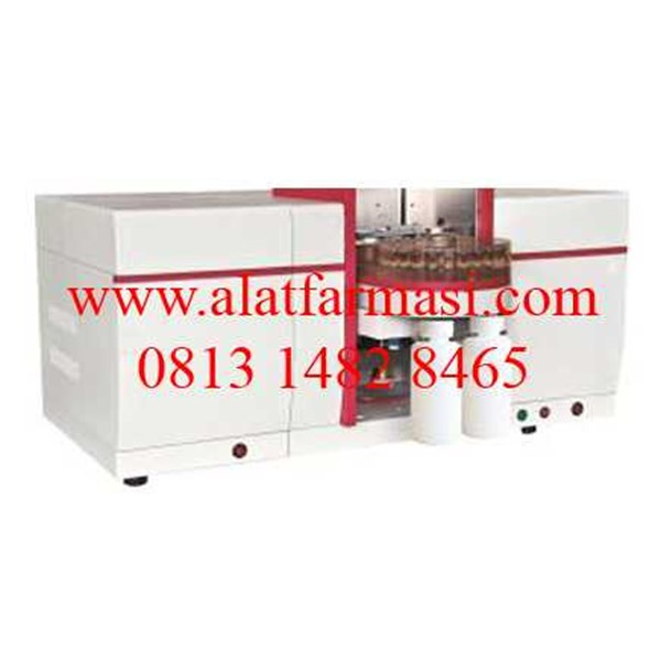 atomic absorption spectrophotometer (aas)