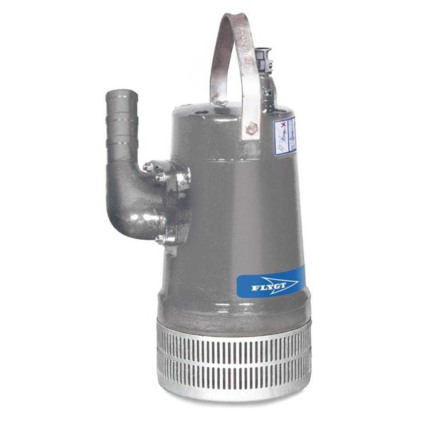 flygt 2125 - cast iron submersible pump