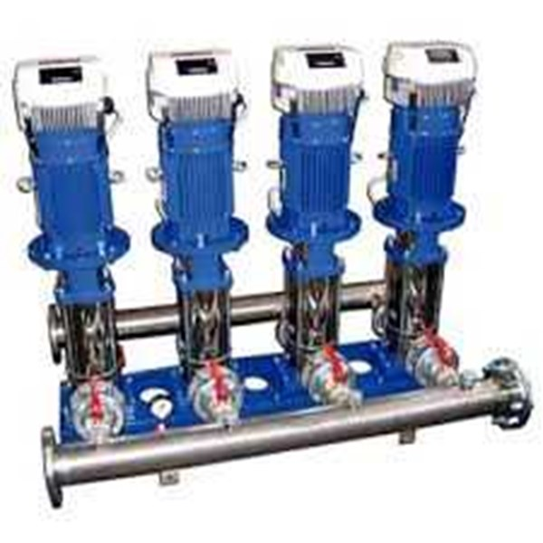 lowara pump ghv variable speed booster sets