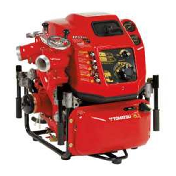 jual pompa tohatsu portable fire pumps vf53as