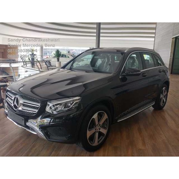 harga terbaik mercedes benz glc 200 exclusive nik 2017 ready stock-1