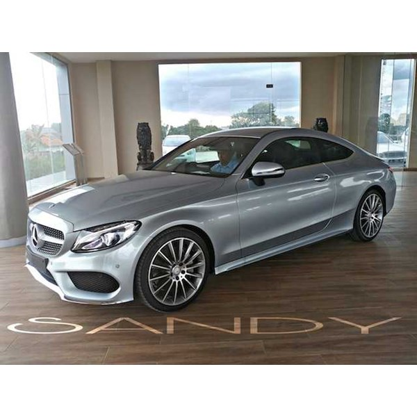 jual promo new mercedes benz c300 amg coupe 2017-2