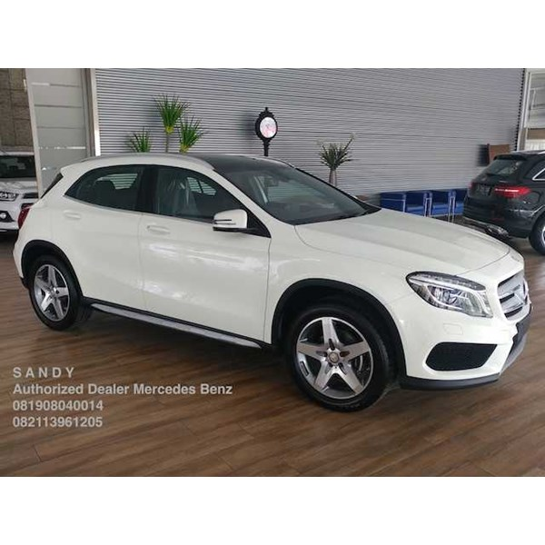 harga promo mercedes benz gla200 amg nik 2017 ready stock best price-2