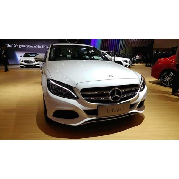 promo new mercedes benz c 200 avantgarde nik 2016