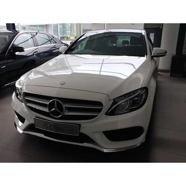 new mercedes-benz c 250 amg sport