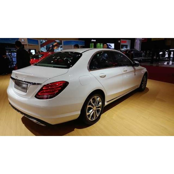 promo new mercedes benz c 200 avantgarde nik 2016-2
