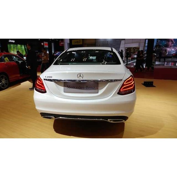 promo new mercedes benz c 200 avantgarde nik 2016-1