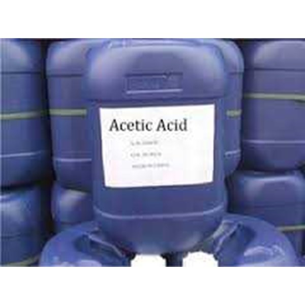 acetic acid (asam asetat)
