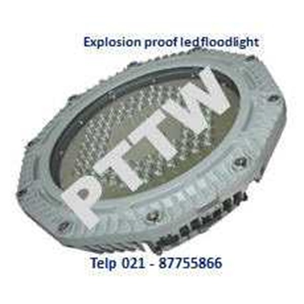 distributor explosion proof gas led lighting khj indonesia