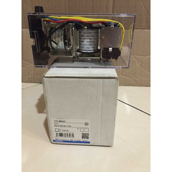 relay omron mm4xkp 110vdc