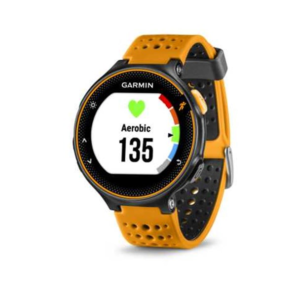 garmin forerunner® 235 orange-black-1