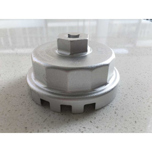 cartridge oil filter wrench 6 mm m10