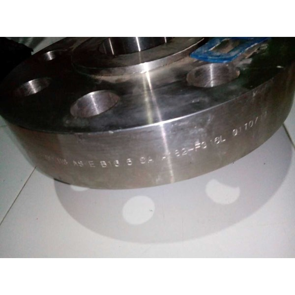flange stainless steel-1