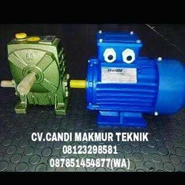 gearbox worm reducer wpa - wps - wpo - wpx  murah-1