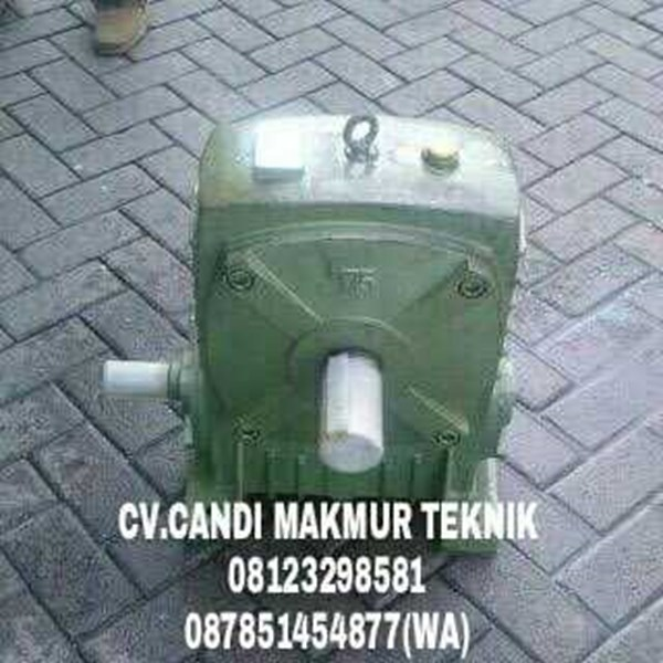 gearbox worm reducer wpa - wps - wpo - wpx  murah