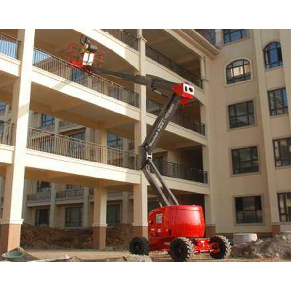 jual articulated boom lift-1