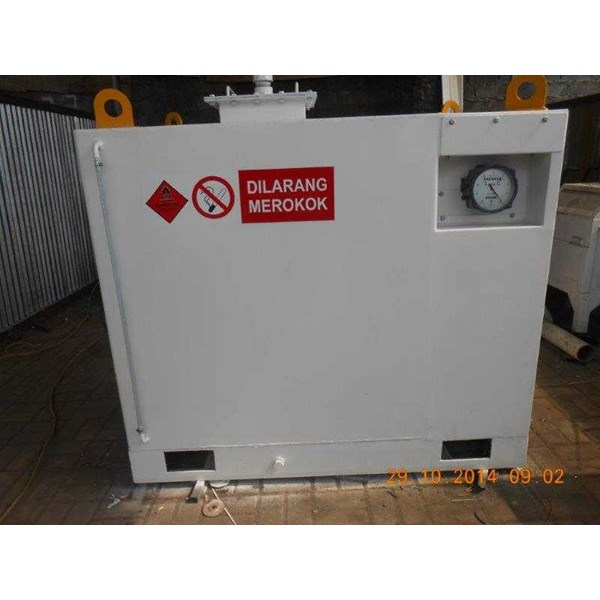 fuel suction & dispensing module on skid fuel station-2