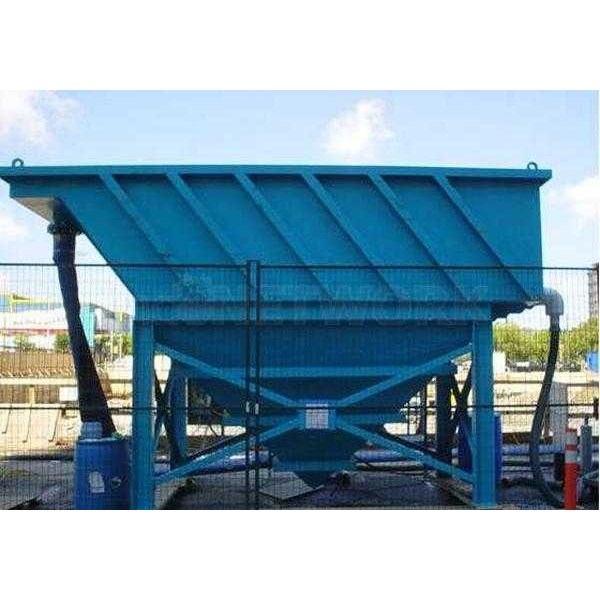 clarifier for water treatment plant-2