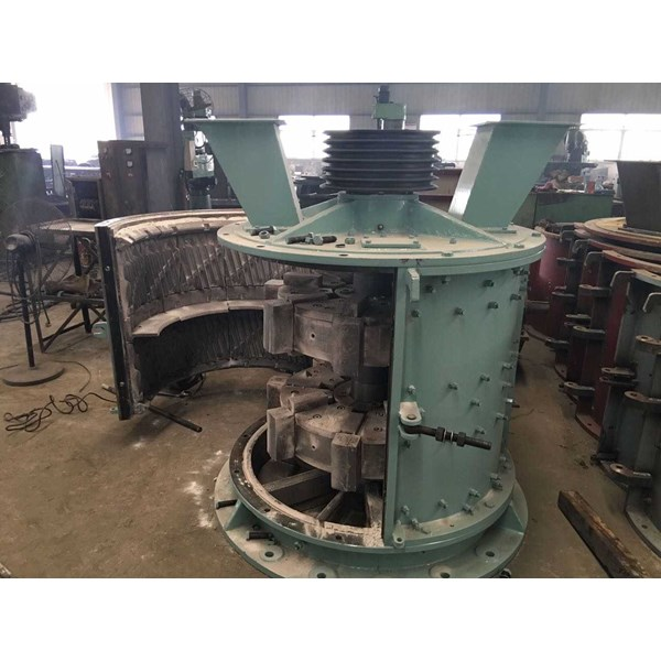 vertical shaft impact crusher plfc-1000 - plfc-1250-1