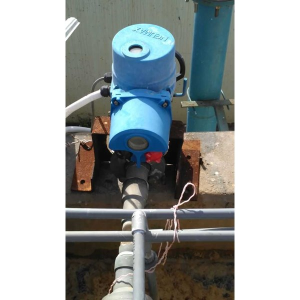 jual electric actuator neumax (holland)-1