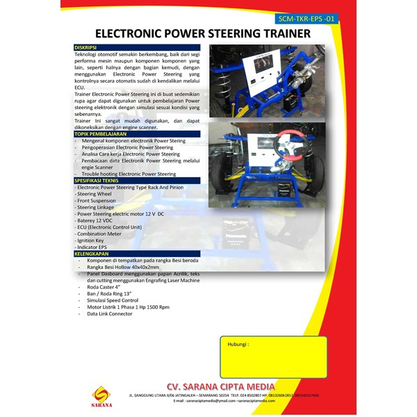 electronic power steering trainer-1