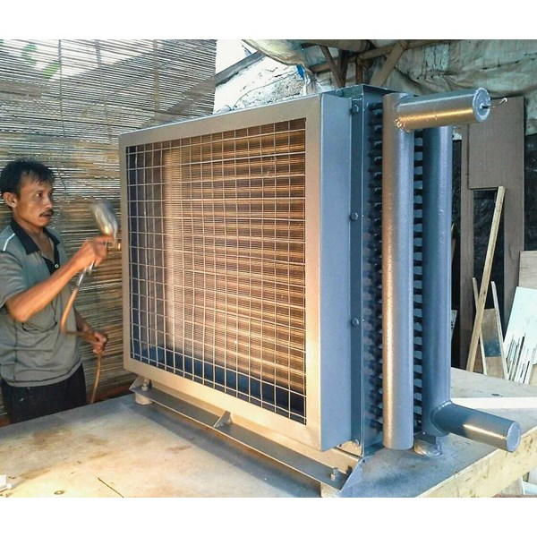 jual coil condenser, steam heater, heating coil