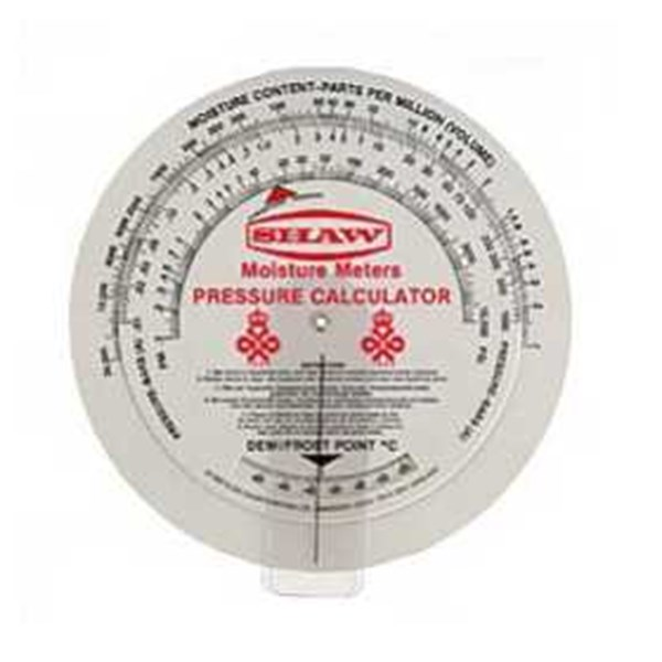 shaw moisture meters hygrometer accessories - calculator