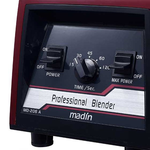 madin blender md206a auto-timer smoothie blender-1