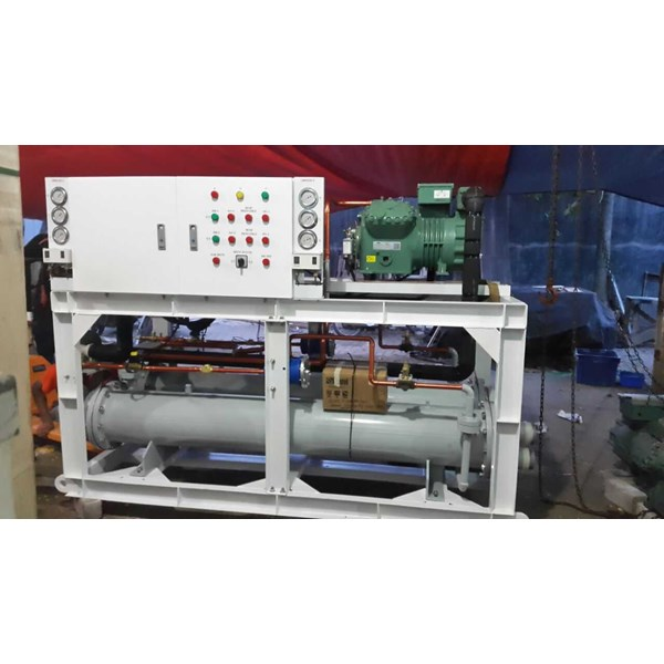 jual water chiller air cooled murah