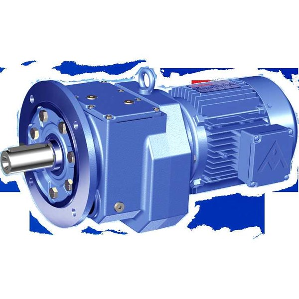 helical & bevel gear motor-2