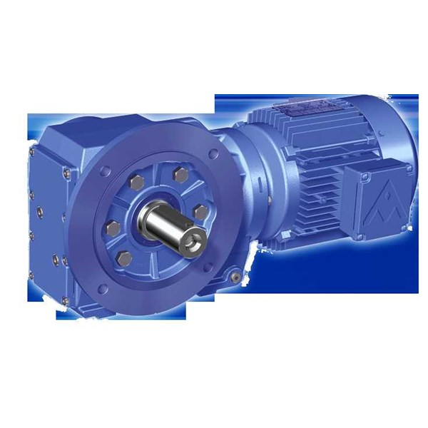 helical & bevel gear motor-3